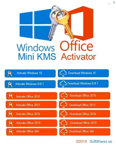 Windows & Office Mini KMS Activator 1.4 | Full