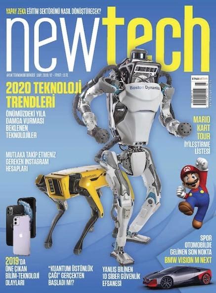 Newtech Aralık 2019