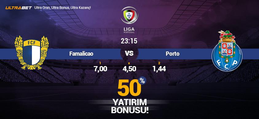 Famalicao vs Porto - Canlı Maç İzle