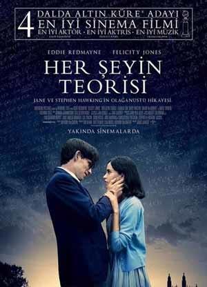 Her Şeyin Teorisi - The Theory of Everything (2014) Türkçe Dublaj İzle İndir Full HD 1080p Tek Parça