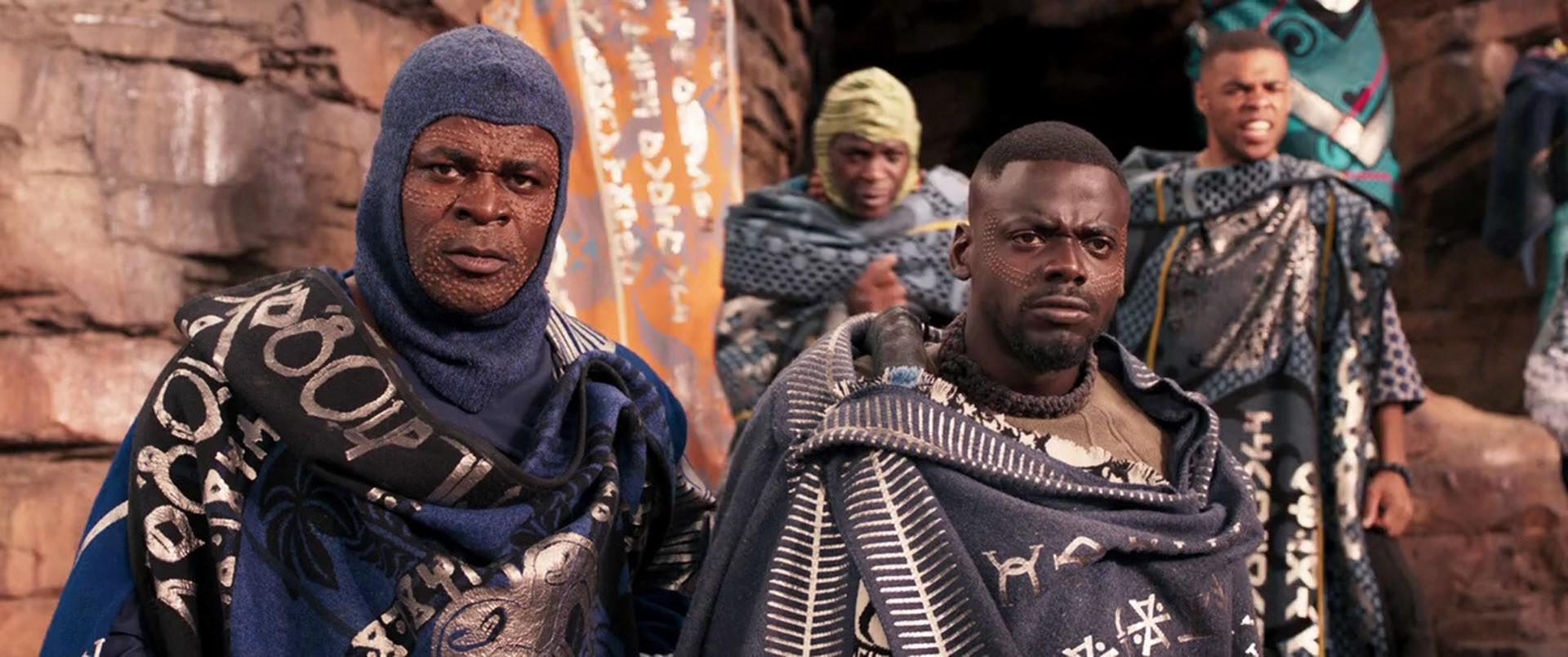 Black Panther 2018 Filmi Kotasız indir Ekran Görüntüsü 2