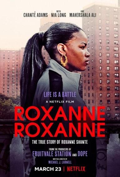 Roxanne Roxanne - 2017 - 1080p DuaL (TR-EN)