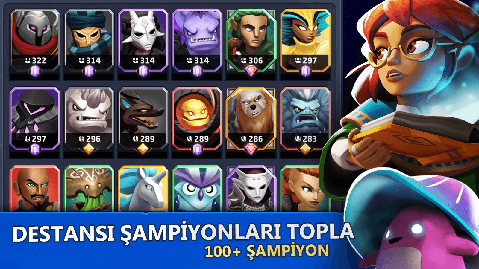 Lionheart: Kara Ay Apk