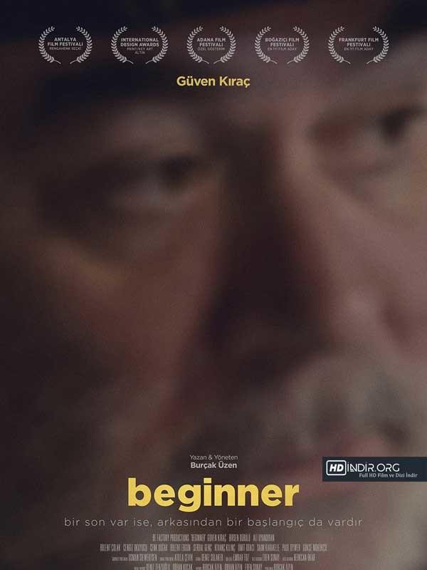 Beginner (2017) Yerli 1080p HDTV Full HD İndir