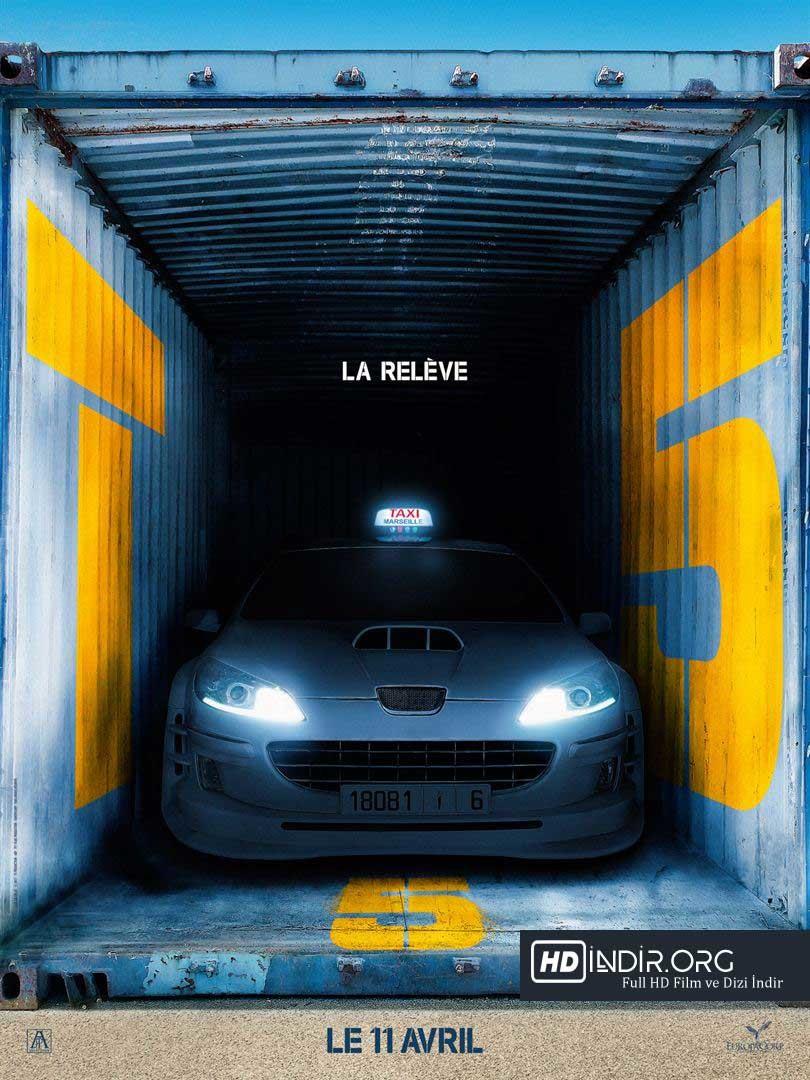Taksi 5 indir (2018) Türkçe Dublaj Full Tek Link