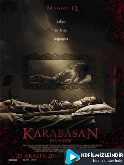 Karabasan - Slumber (2017) Türkçe Dublaj İzle İndir Full HD 720p Tek Parça