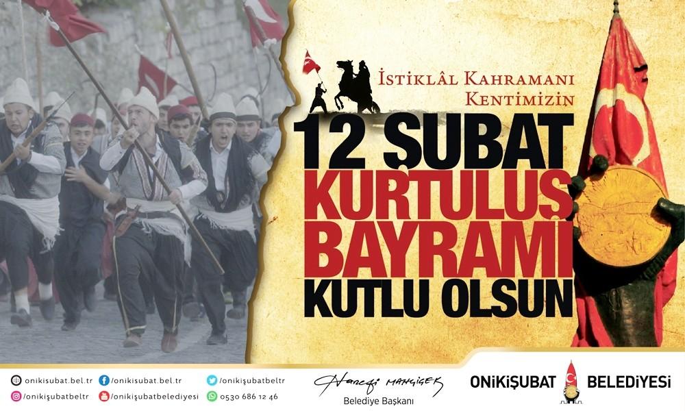 12 Şubat Kurtuluş Bayramı İnternet Gazete İlanı 06