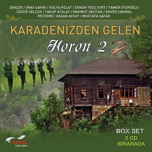 Karadenizden Gelen - Horon (2018) Karadeniz Oyun Havaları Albüm İndir