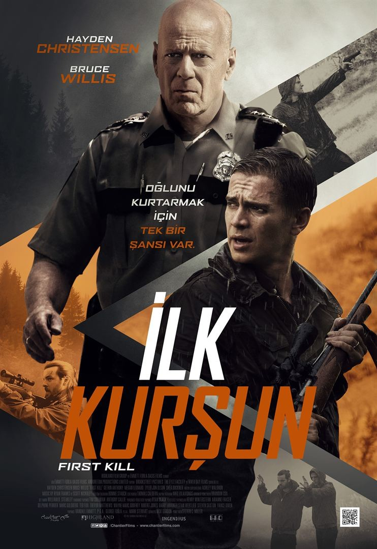 İlk Kurşun - First Kill (2017) DUAL TR-ENG m1080p Bluray Torrent indir