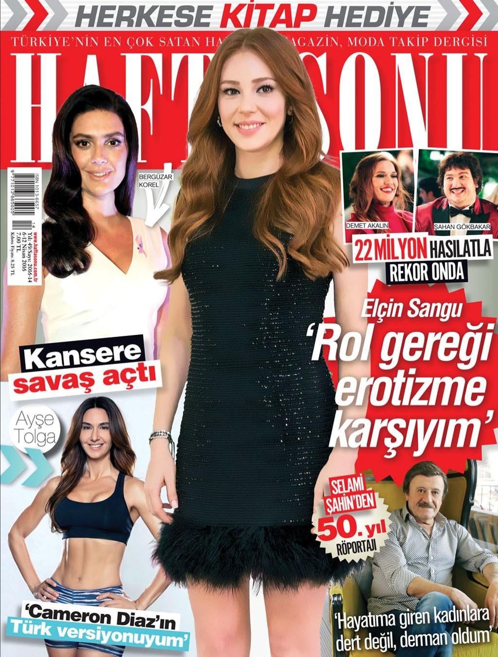 Hafta Sonu Nisan E-dergi indir Sandalca.com