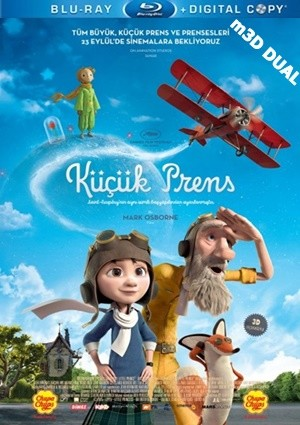 Küçük Prens m3D - m3D The Little Prince | 2015 | m3D Half-SBS BluRay 1080p | DUAL TR-EN