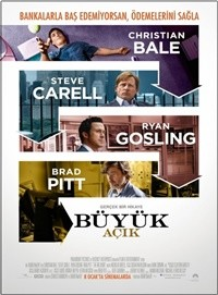 The Big Short – Büyük Açık 2015 BRRip XviD AC3 – Tek Link
