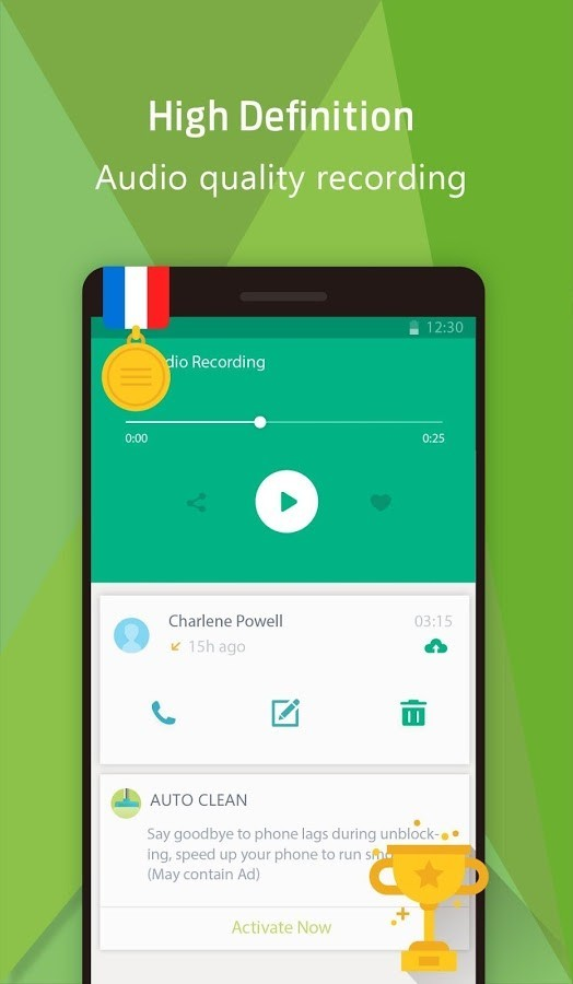 Call Recorder – Automatic (Pro) Android APK v1.1.1 Full İndir