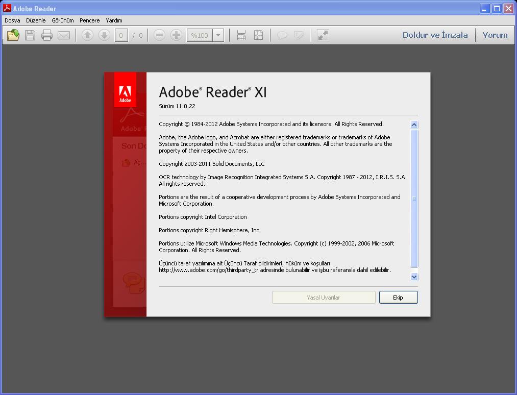 adobe reader 11.0.22