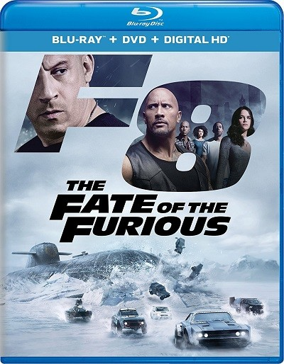 Hızlı ve Öfkeli 8 - The Fate of the Furious 2017 (BluRay 720p - 1080p) DuaL TR-ENG