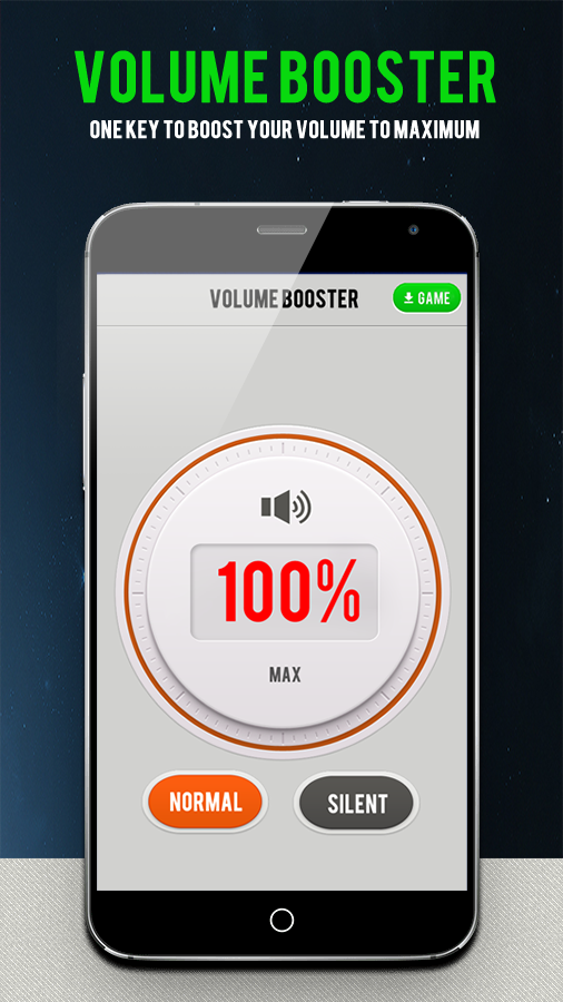 Volume Booster Pro apk indir