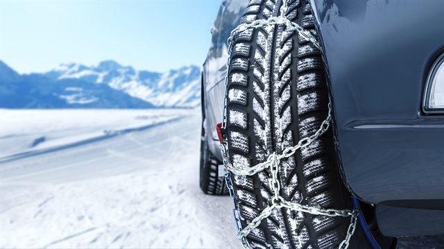 Özel Otomobillere Kış Lastiği Takma Zorunluluğu Geldi