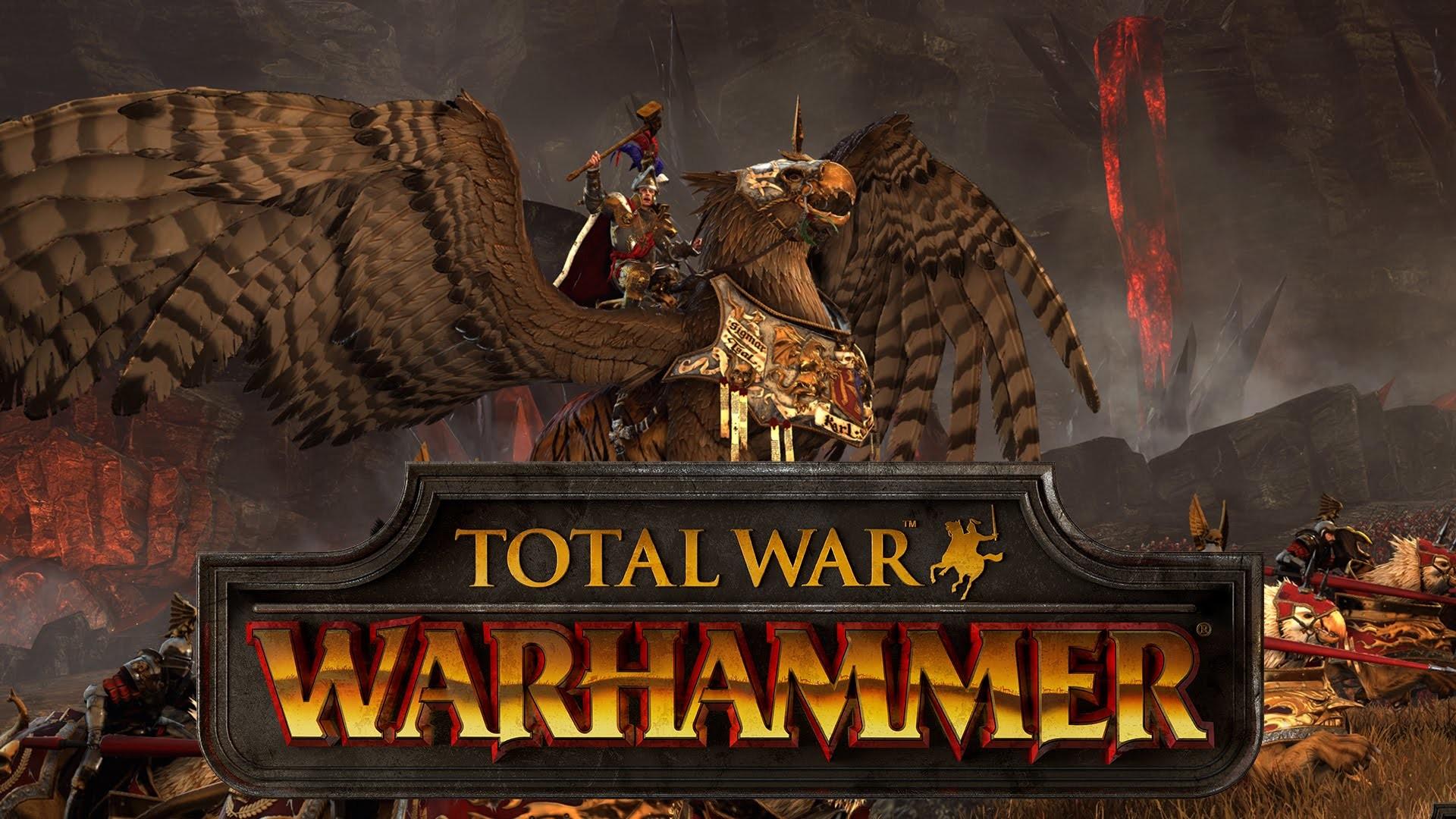 Total War Warhammer Full Torrent indir