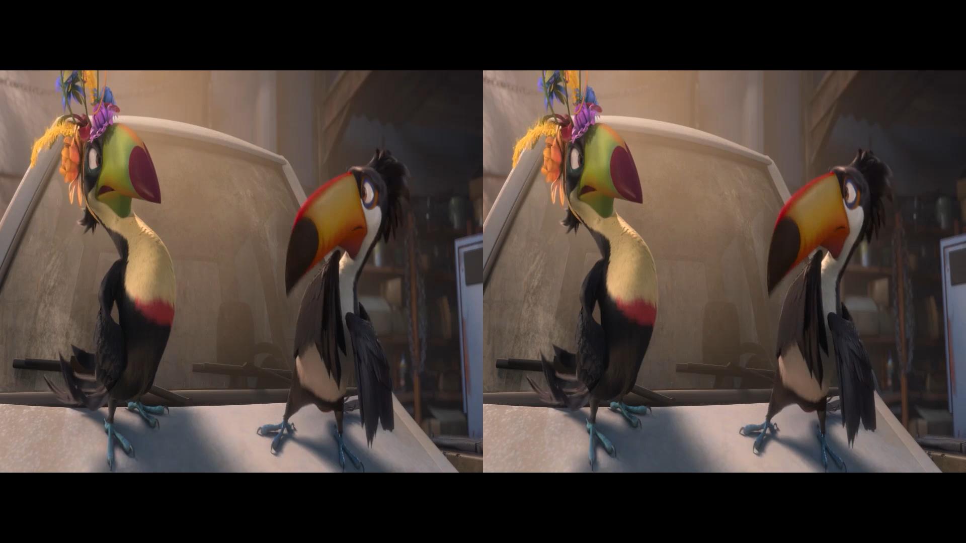 Rio 2 (2014) - 1080p 3D - DuaL - Türkçe Dublaj Torrent İndir