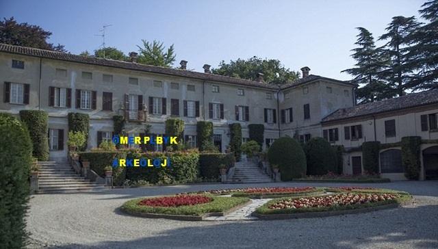 İtalya'nın Piedmont bölgesinde bulunan odalı
