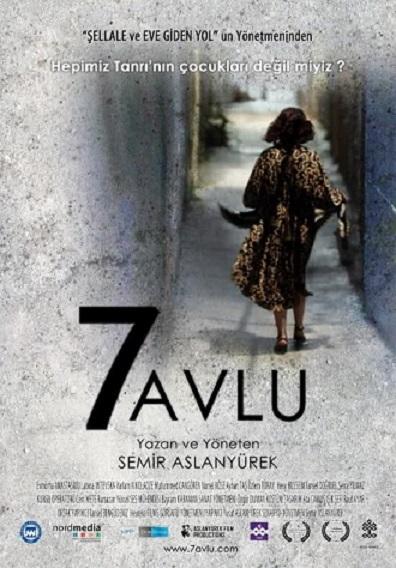 6ZbAd0 7 Avlu   2009   720p Web DL   YERLİ FİLM