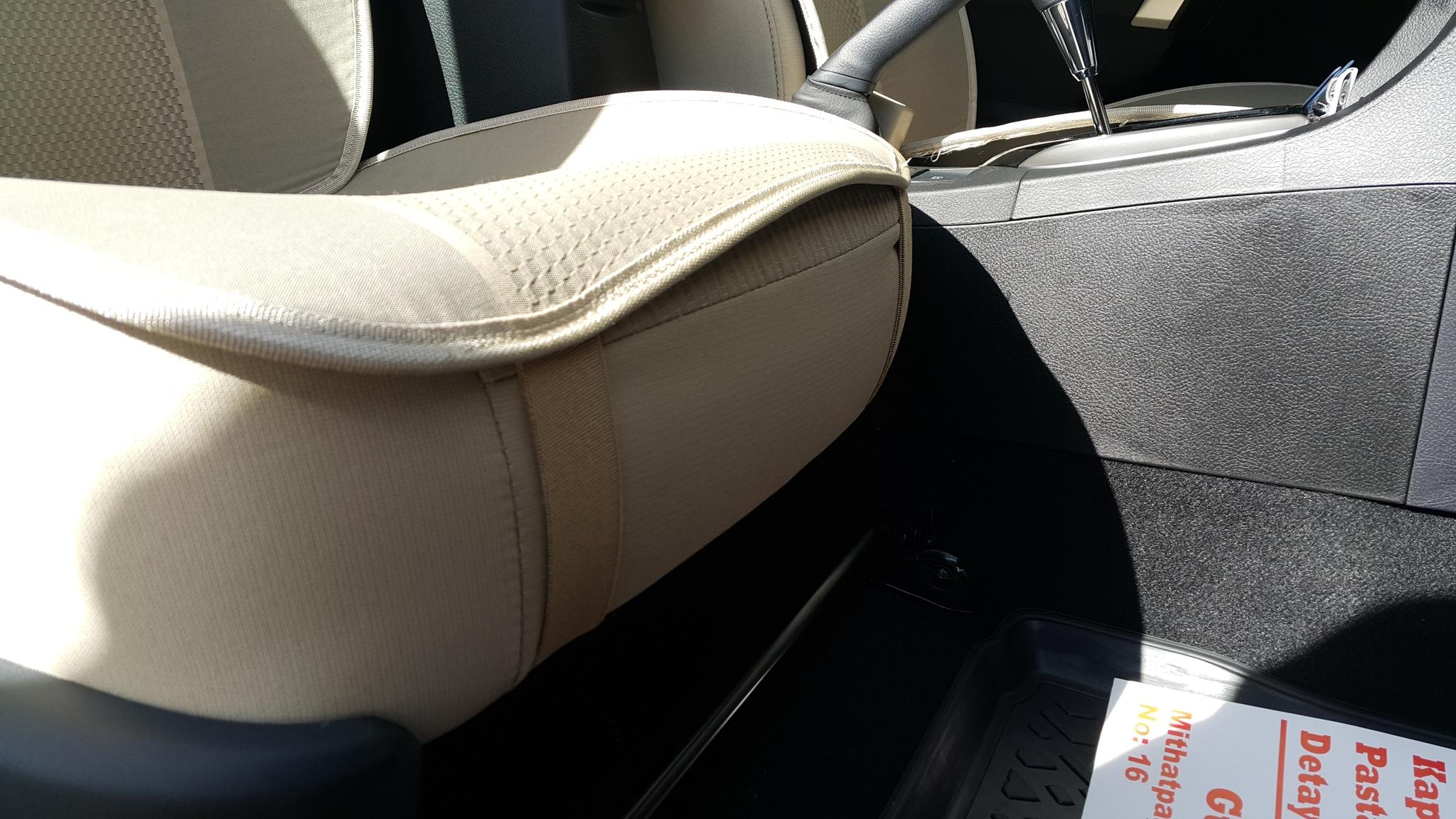 2015 Corolla Bod Koruyucu Kilif Montaji Resimli Anlatim Eklendi