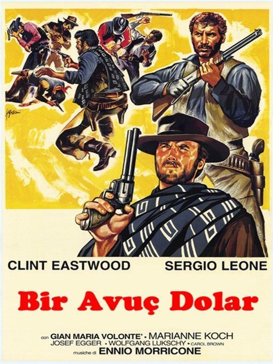Bir Avuç Dolar izle
