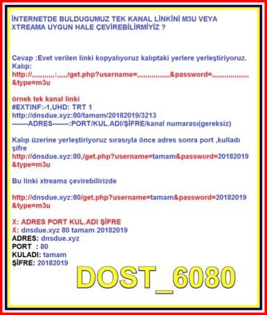 Güncel IPTV M3U Dosyaları - Sayfa 11