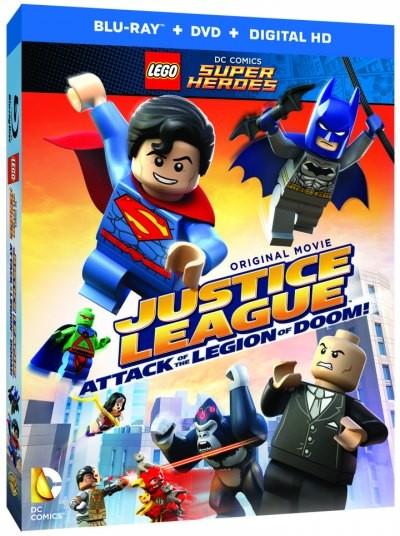 LEGO DC Super Heroes: Justice League – Attack of the Legion of Doom 2015 BRRip XviD Türkçe Dublaj – Tek Link