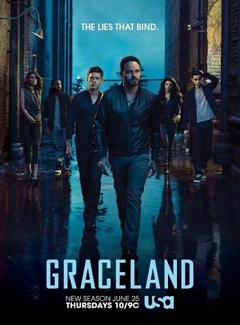 Graceland 3.Sezon Tüm Bölümler 720p HDTV Türkçe Altyazılı – Tek Link