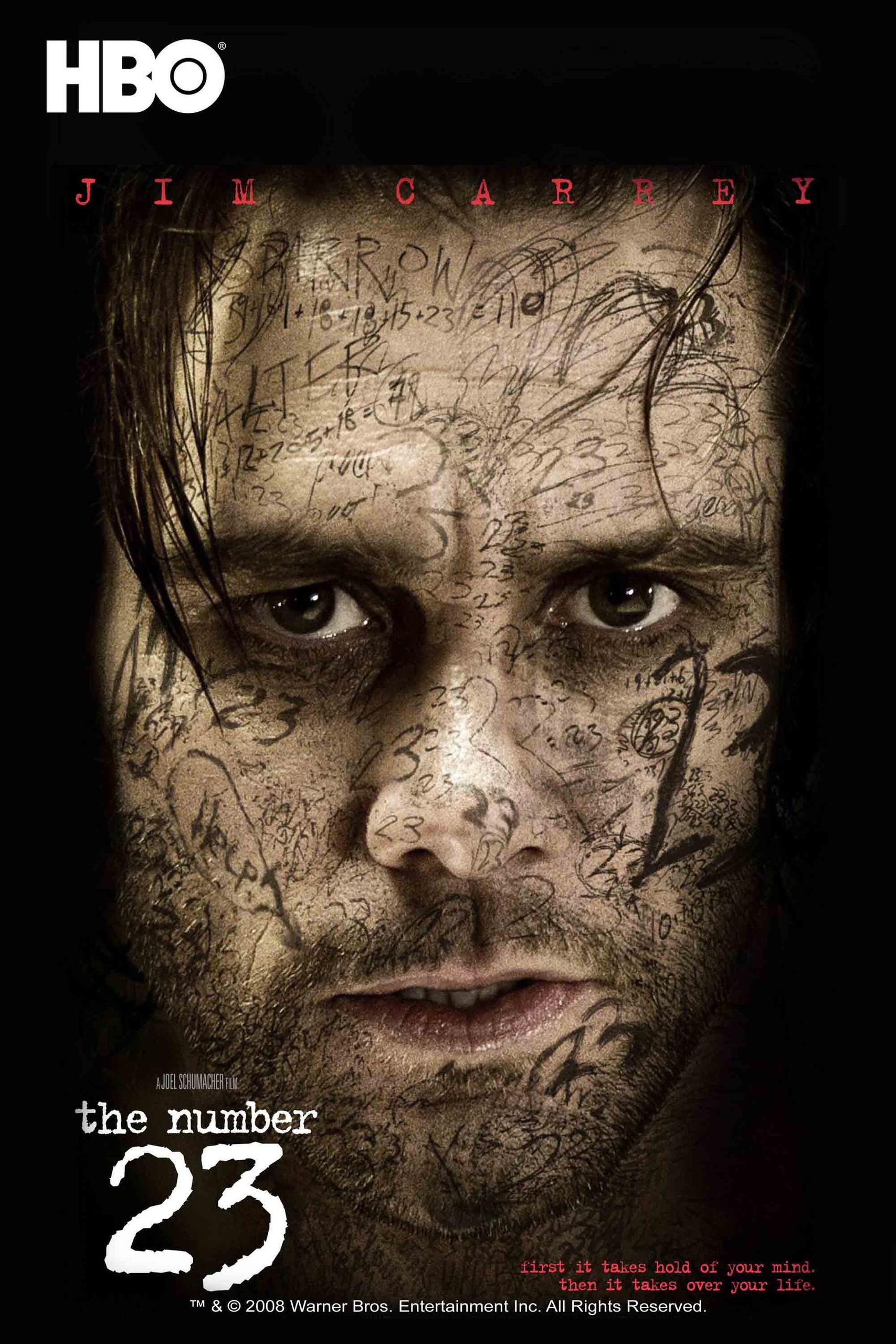 23 numara film poster