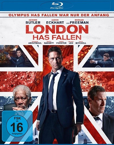 Kod Adı: Londra – London Has Fallen 2016 BluRay 720p – 1080p DUAL TR-ENG – Tek Link