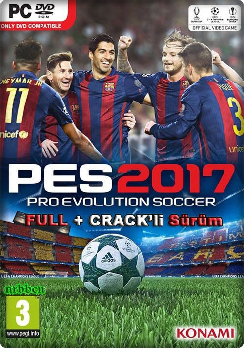 Pro Evolution Soccer 2017 - PES 2017-Black Box