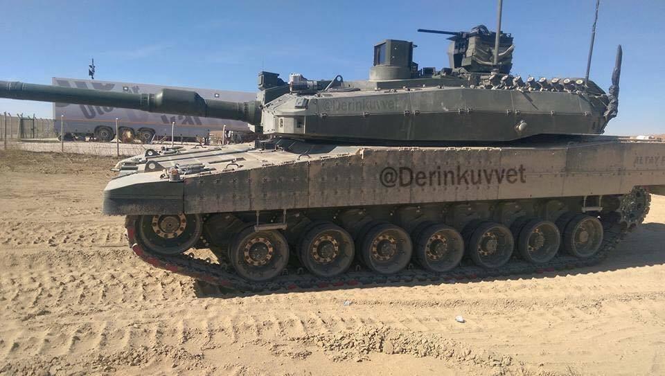 Turkish Ground Forces equipment 6mzGkl