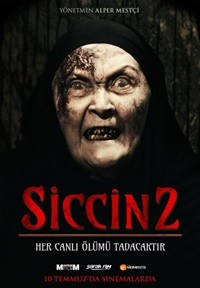 Siccin 2 2015 HDRip XviD Yerli Film – Tek Link
