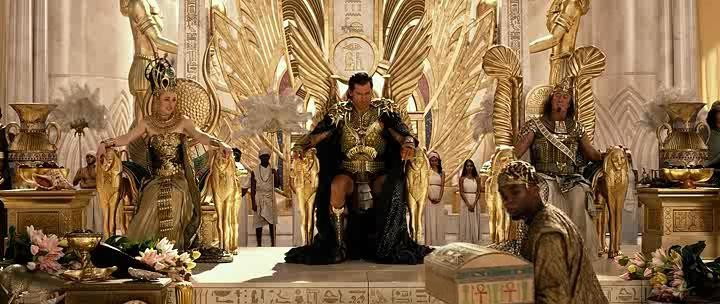 Mısır Tanrıları - Gods of Egypt   2016   m720p Mkv   DUAL TR-EN