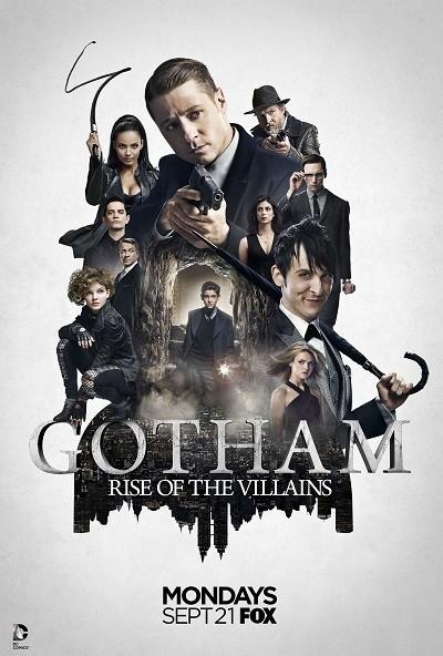 Gotham 2.Sezon Tüm Bölümler ( WEB-DL XviD ) Türkçe Dublaj Tek Link İndir