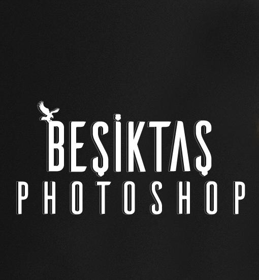 Beşiktaş Photoshop Dyeni Logo