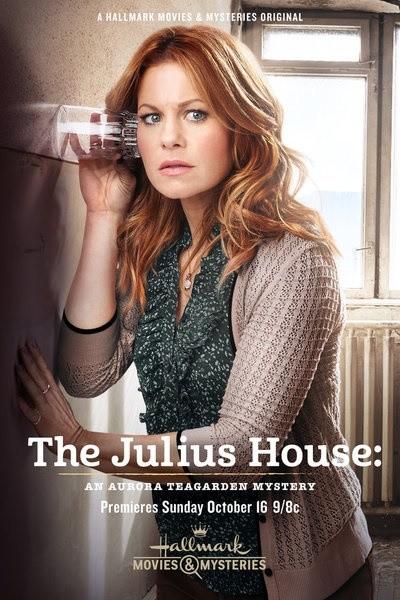 Aurora Teagarden Gizemi 4 - The Julius House 2016 türkçe dublaj film indir