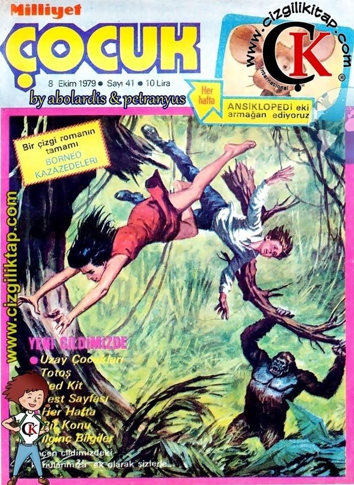 Çocuk Dergisi, Milliyet Çocuk