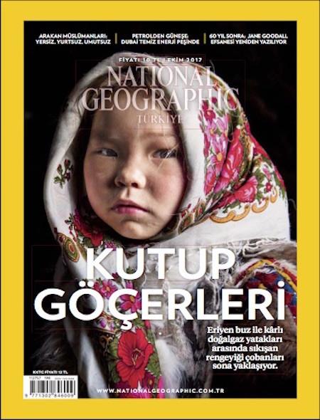 National Geographic Ekim 2017