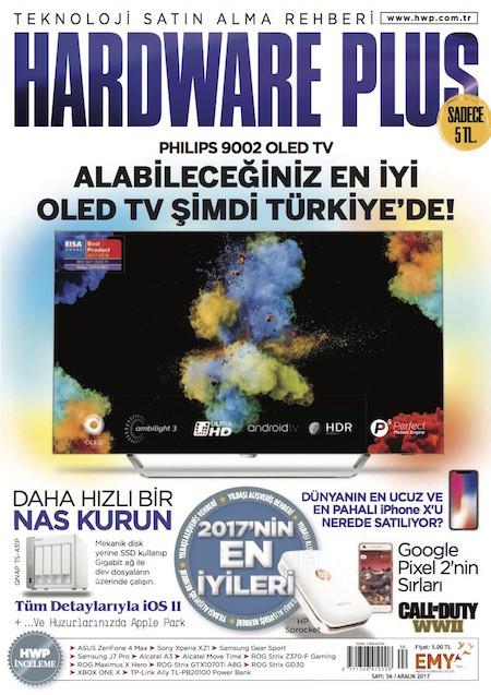 Hardware Plus Aralık 2017