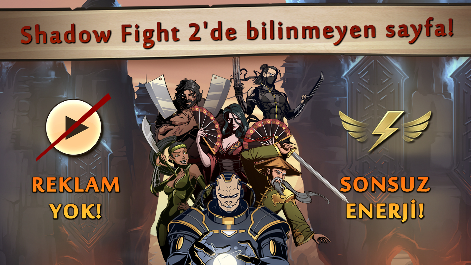 Shadow Fight 2 Special Edition Apk Oyun