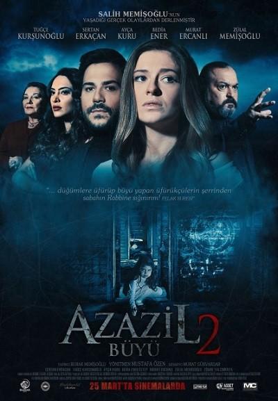 Azazil 2: Büyü 2016 Yerli Film Sansürsüz indir