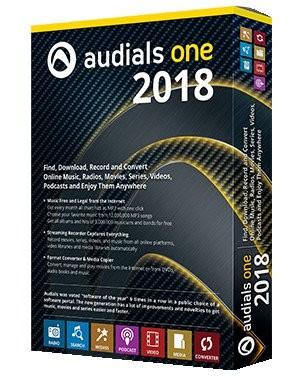 Audials One 2018.1.38200.0 Multilingual Full İndir