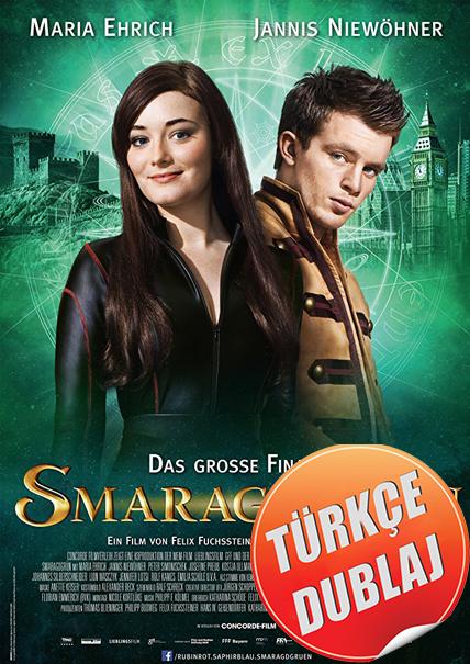 Zümrüt Yeşil - Smaragdgrün 2016 (XviD) Türkçe Dublaj Film İndir