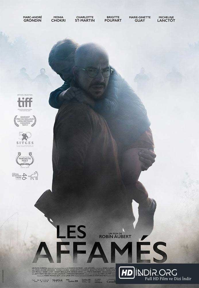 Aç Gezenler - Les Affames (2017) Türkçe Dublaj Full HD İndir