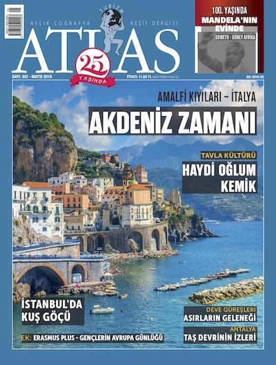 Atlas Mayıs 2018