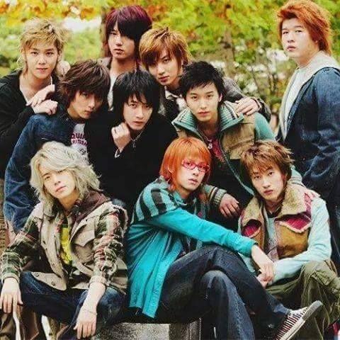 Super Junior Eski Fotoğrafları 76YErv