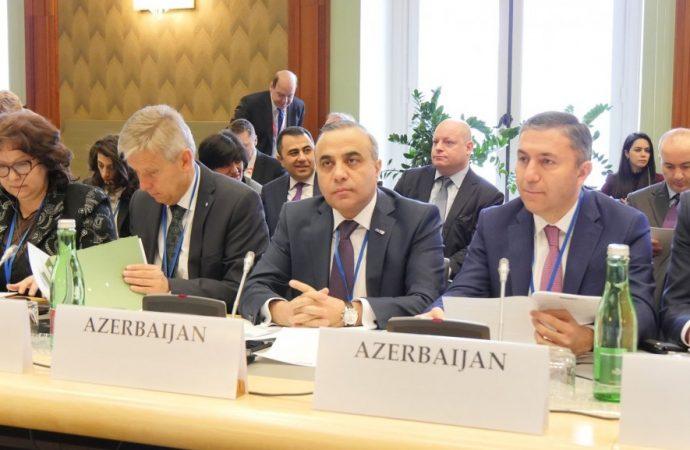 Azay Quliyev erməni deputatı susdurdu – ATƏT PA-da qalmaqal